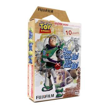 Fujifilm Instax Mini Instant Photo Film - Toy Story HK