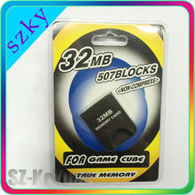 New Memory Card 32MB for Game Cube