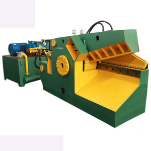 factory manufacturer portable Waste recycle Q43 crocodile hydraulic scrap steel shearing machine\alligator scrap shears for sale