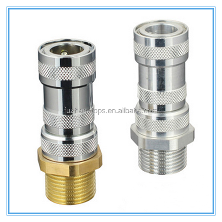 Customized high qualitly precision auto air conditioning hose fitting