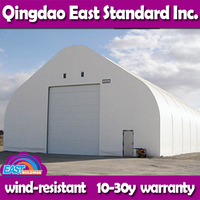 East Standard Custom Design prefab factory building with high quality