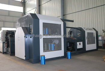 High-efficiency pp cord making machine /pp cord twister machine