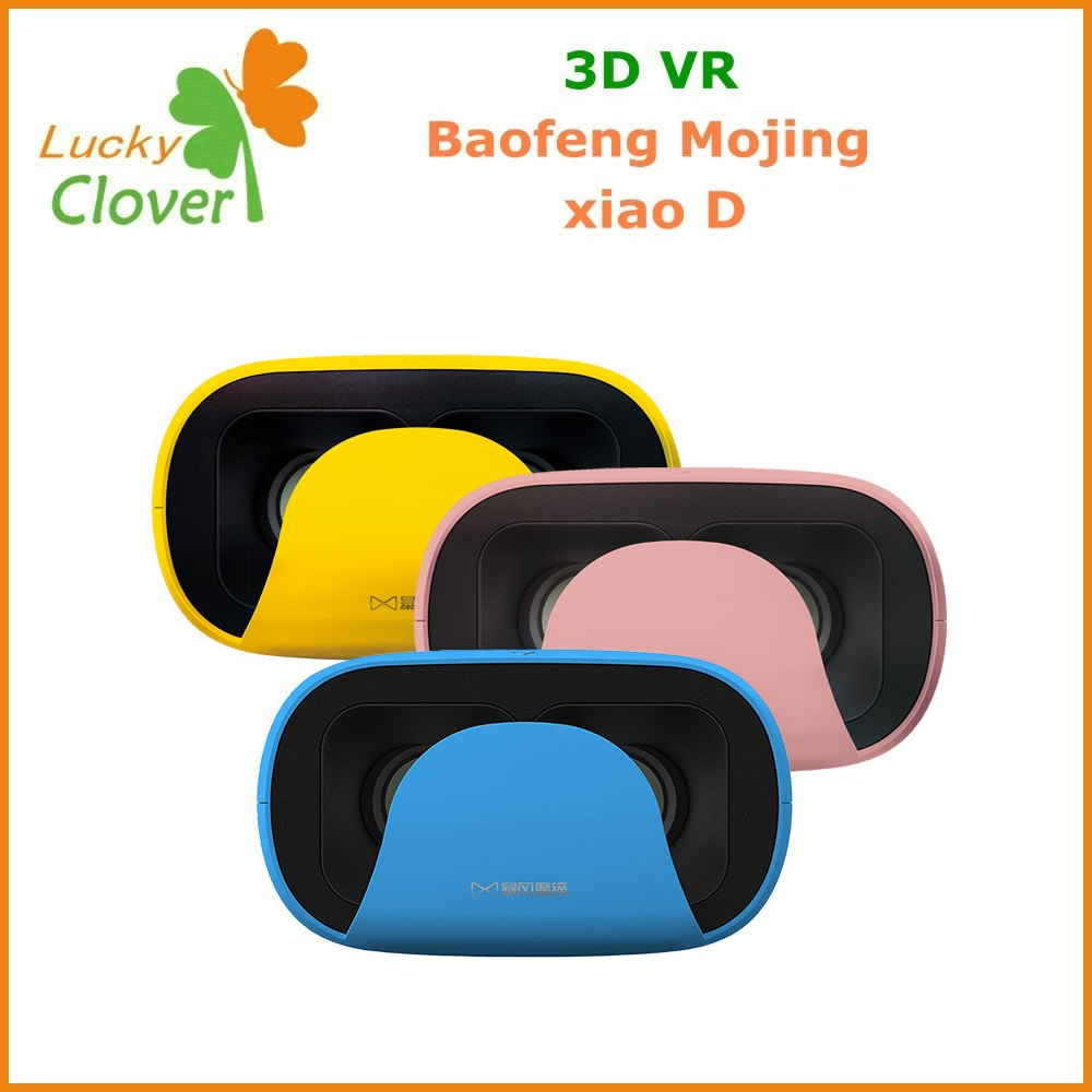 New Model baofeng storm mojing XD 3D VR Glasses for Android Mobile phone to open China blue movie sexy