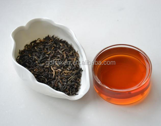 100% Natural Polyphenol 7%-98% Organic Black Tea Extract