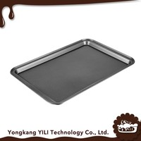 Carbon steel bakeware non-stick baking sheet