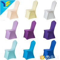 Universal Cheap Banquet Chair Covers Stretch