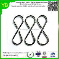 Custom stainless steel/carbon steel/brass/aluminum thread hook in Guangdong factory,TS16949/IS9001 passed