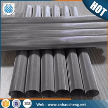 Food grade 25 micron Stainless steel filter mesh screen terp tube