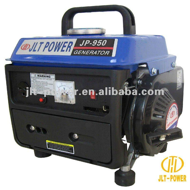650W PORTABLE SMALL GASOLINE GENERATOR