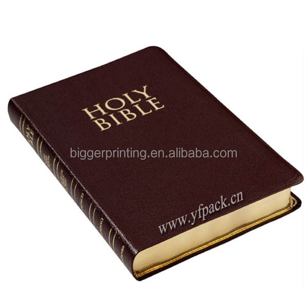 2016 Holy Christian Bible / Religious Books Printing
