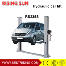 Car workshop equipment used hydraulic lifts