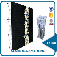 Tianjin Best Price Pop Up Frame Banner Stand for Exhibition Aluminum