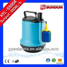 SUNSUN 5500L/h 150W Sump Pump with Float Switch Water Submersible Pump