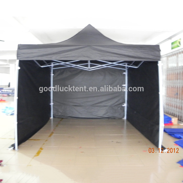 3X3m folding display <strong>tent</strong> with steel frame