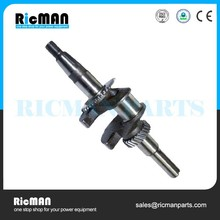 Racing steel crankshaft for Honda gx160 OEM:13310-ZE1-601