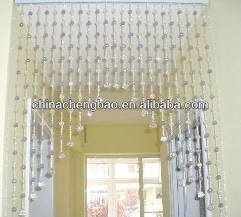 nautical beads window curtains