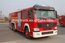 Foam fire engine used in urban public security fire brigades, petrochemical, industrial enterprises, forests, ports