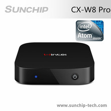 2017 Sunchip New Tv Box Cheap Portable Intel X86 Atom Z8300 Mini PC