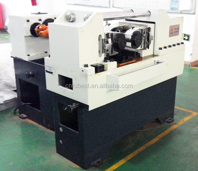 40mm Automatic Making Nails and Screws Thread Rolling Machine TB-40S