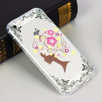 Wholesale Customized printed phone diamond tpu case covers
