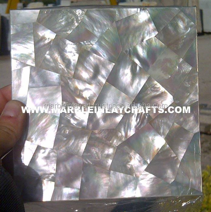 Unique Mother Of Pearl Tile