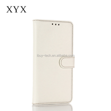 Exciting new smooth leather with magnetic clasp wallet flip case for Samsung galaxy note 7