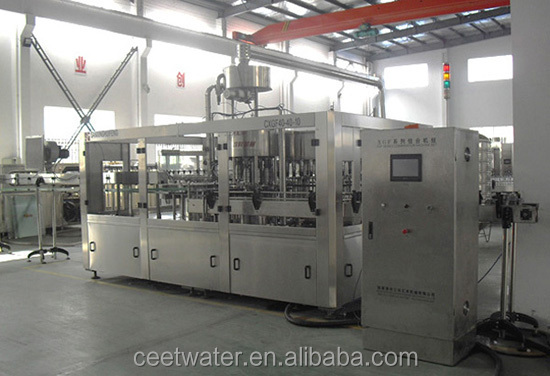machine for bottling water carbonated drink bottling alcohol bottling