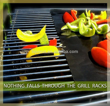 BBQ Grill Mat (Set of 2) Make grilling easy! Stop food from falling through the cracks!