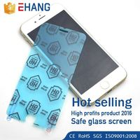 Factory supply high clear nano glass screen protector for lenovo s820