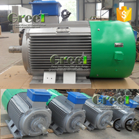 4KW 200RPM Permanent magnet generator PMG three phase AC synchronous alternator