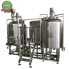 200L stainless steel small beer brewing equipment for hot sale