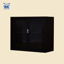 Commercial cabinet sliding glass door lock / glass key cabinet
