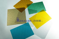 Makrolon resin PC Embossed Sheets