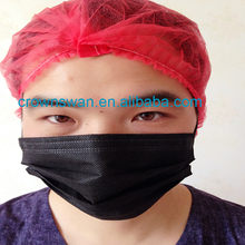 Factory Disposable Non Woven Bouffant Mob Hair Surgical Caps/surgical caps for long hair/plastic hair cap