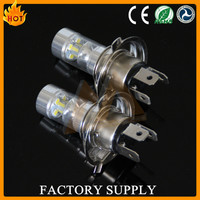 High Power LED lamp Car h7 PX26D Canbus 60w led car led fog lights