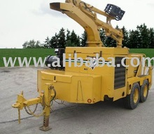 Wood Chipper - 2002 Vermeer BC 2000XL Grapple Chipper