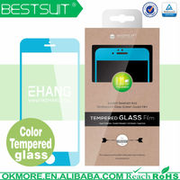 Back Protector High Clear Tempered Glass Screen Protector For Xiaomi 3