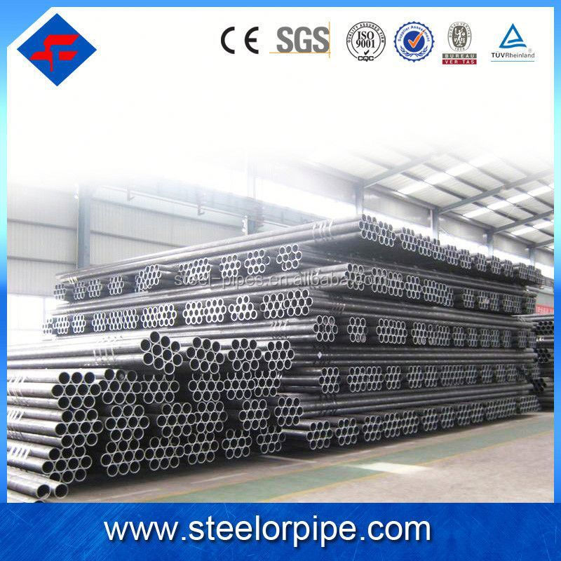 Tensile strength insulation steel pipes JBC Pipe manufacturer