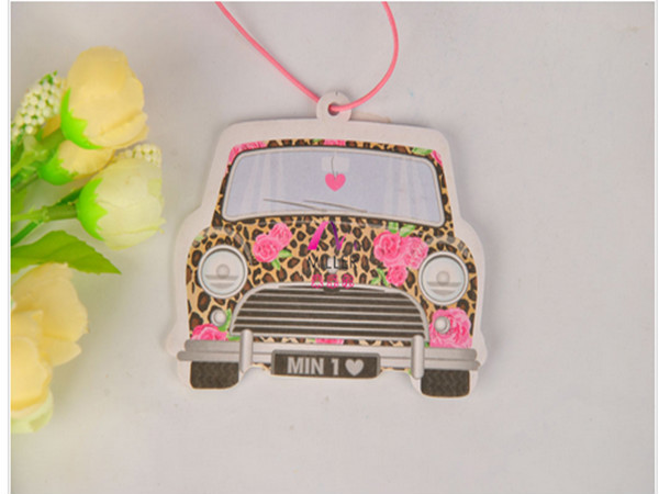 OEM scents/fragrance custom car freshener
