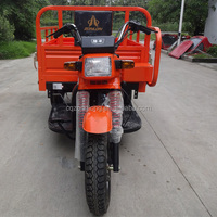 three wheel motorcycle for cargo/ tricycle motorized