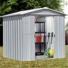 good quality prefab carport Shed / Garden Steel Building Shed Cabin