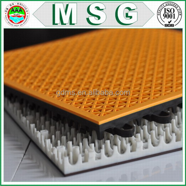 Best price of Flooring for Basketball Court made in China