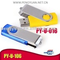 portable classic swivel usb flash drive high speed for promotion gift
