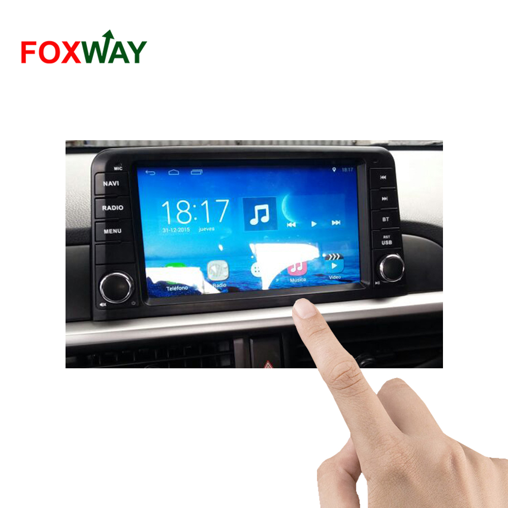 FOXWAY wholesale all in one for kia picanto car radio