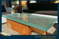 Ultra Thick Clear Float Glass for Outdoor Use