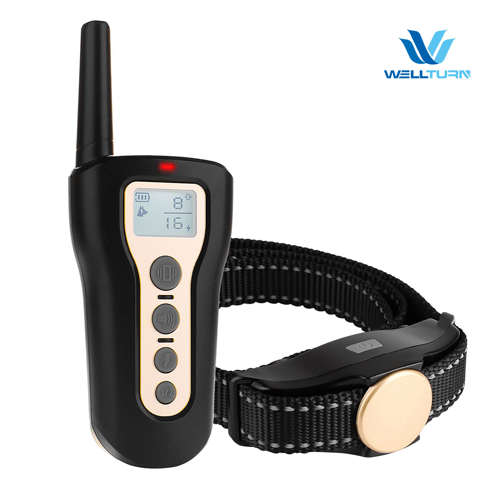 Unique products 2018 anti barking remote training <strong>shock</strong> no bark e-collar
