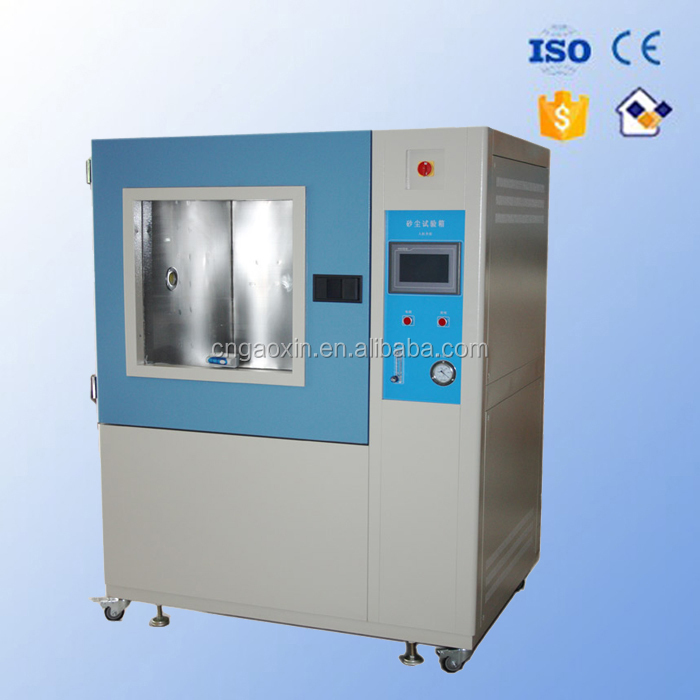Sand Dust Proof Test Chamber Sand Simulated Environment Chamber for IEC60529