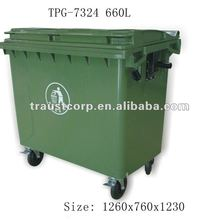 plastic dustbin in high quality and competitive price