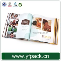 Yifeng Manufacture Custom High End Printing Recipes/Brochure/Calender/Book