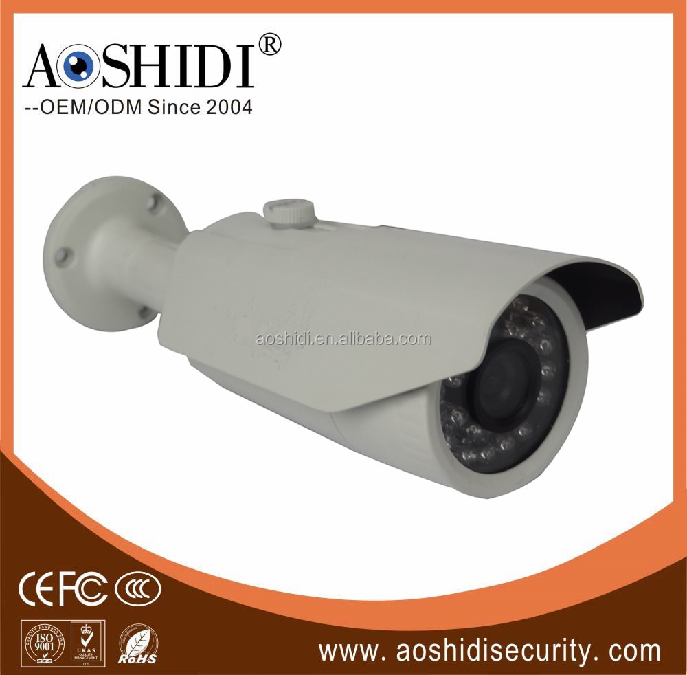 AO-B2AV72-IP 2016 new CMOS sensor 720P 1.0MP zoom ip camera